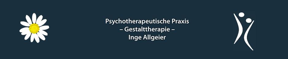 Gestalttherapie in Wilmersdorf - Psychotherapeutische Praxis Inge Allgeier
